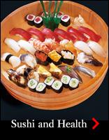 Sushi and Health