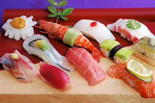 寿司の次郎長 にぎり