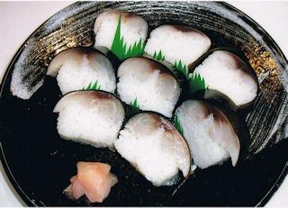 わたり寿司 鯖寿司